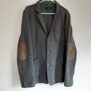 Casual Blazer Wool Blend Men's Size XL
